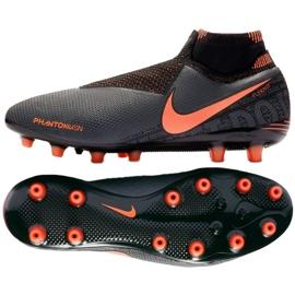 Nike Phantom Vsn Elite Df Ag Pro M AO3261-080 football shoes black