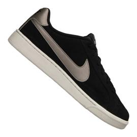 Nike Court Royale Suede M 819802-005 shoes black