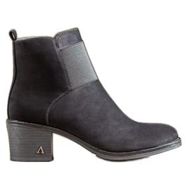SHELOVET Black Boots