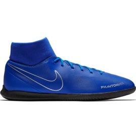 Nike Phantom Vsn Club Df Ic M AO3271 400 football shoes blue
