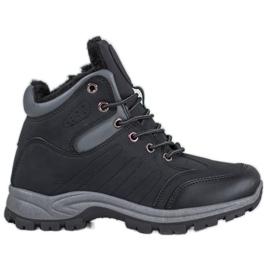 SHELOVET Insulated Sport Boots black