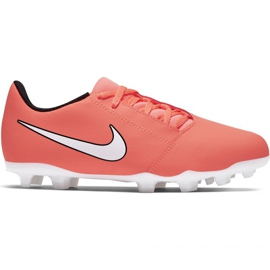 Nike Phantom Venom Club Fg Jr AO0396-810 football shoes orange orange