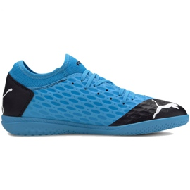 Indoor shoes Puma Future 5.4 It M 105804 01 blue blue