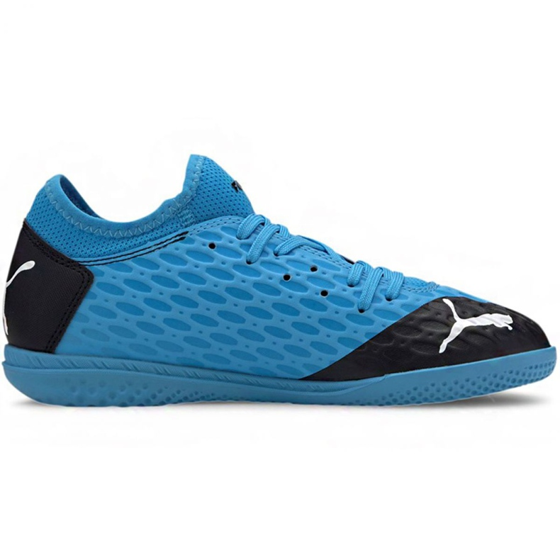 Indoor shoes Puma Future 5.4 It Jr 105814 01 blue navy
