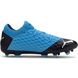 Puma Future 5.4 Fg Ag M 105785 01 football shoes blue