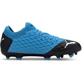 Puma Future 5.4 Fg Ag Jr 105810 01 football shoes