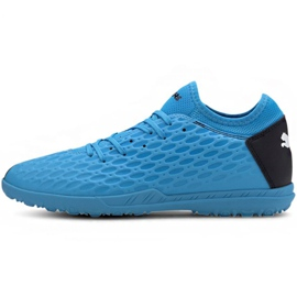 Puma Future 5.4 Tt M 105803 01 football shoes blue blue