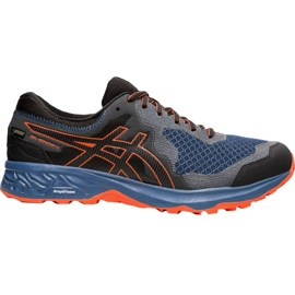 Asics Gel-Sonoma 4 G-TX M 1011A210-400 shoes navy