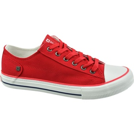 Big Star Shoes W DD274339 red