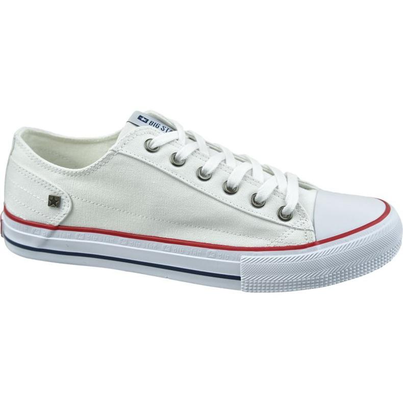 Big Star Shoes M DD174271 white