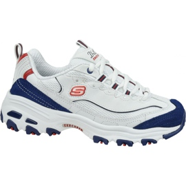 Skechers D'Lites W 13148-WNVR shoes white