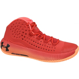 Under Armour Under Armor Hovr Havoc 2 M 3022050-600 shoes red red