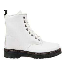 White insulated boots DJH01-1