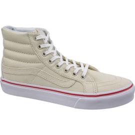 Vans Sk8-Hi Slim W VA32R2MXN shoes brown
