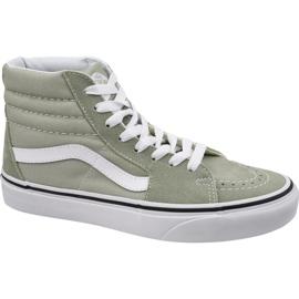 Vans SK8-Hi W shoes VN0A38GEU621 grey
