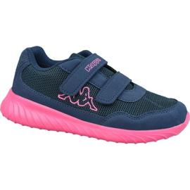 Kappa Cracker Ii Bc K 260687K-6722 shoes navy