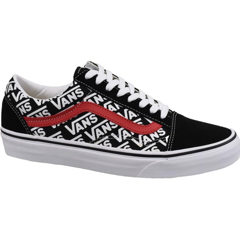 Vans Old Skool M VN0A4BV5TIJ1 shoes black multicolored