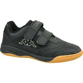 Kappa Kickoff K Jr 260509K-1116 shoes black