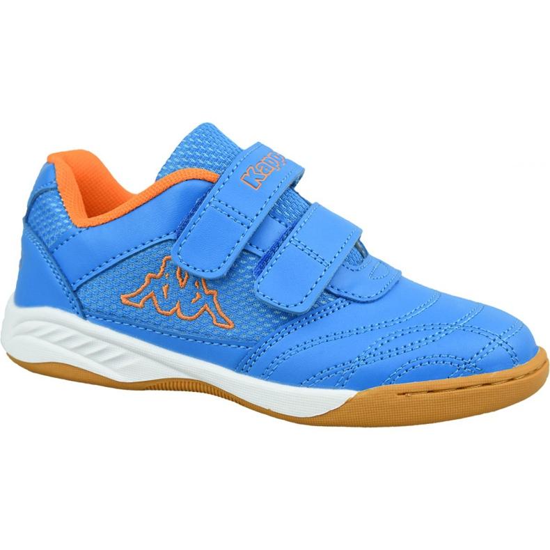 Kappa Kickoff K Jr 260509K-6044 shoes blue