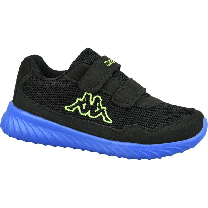 Kappa Cracker Ii Bc K Jr 260687K-1160 shoes black