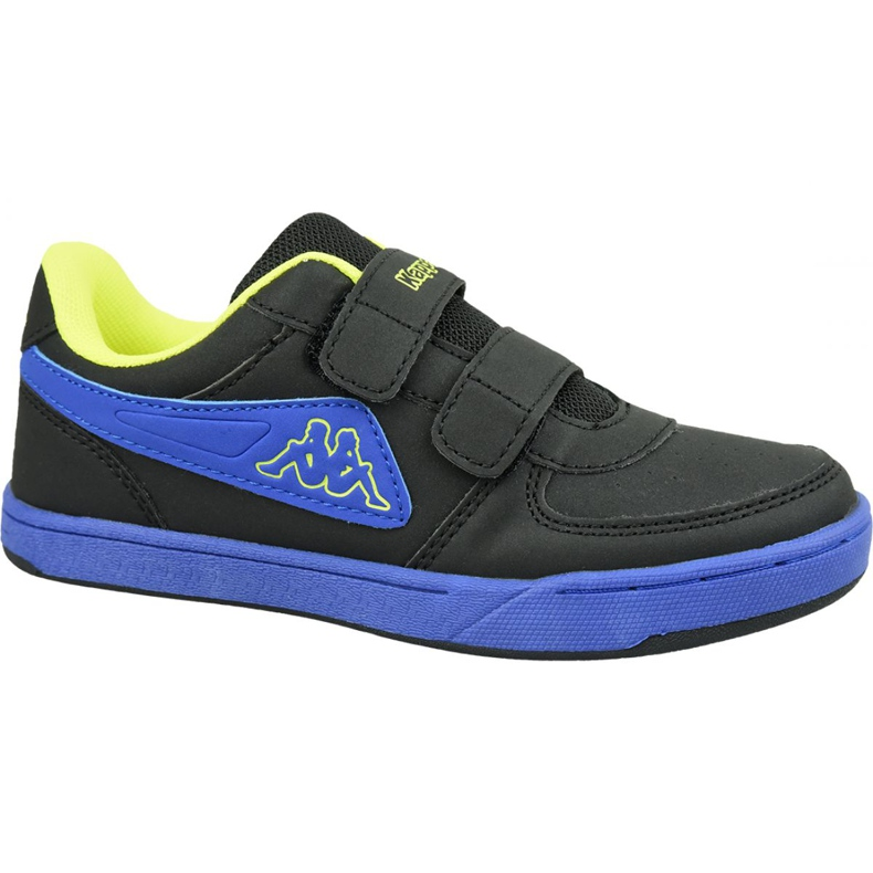 Kappa Trooper Ice Jr 260745K-1160 shoes black