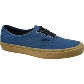 Vans Ua Authentic M VN0A38EMU4C1 shoes blue