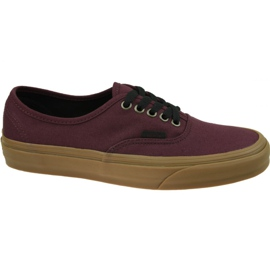 Vans Authentic M VN0A38EMU5A1 shoes red