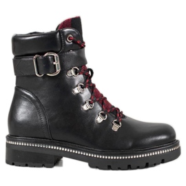 SHELOVET Rock Workers black