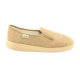 Befado men's shoes pu 991M001 brown