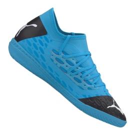 Puma Future 5.3 Netfit It M 105799-01 indoor shoes blue blue