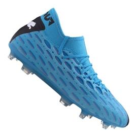 Puma Future 5.2 Netfit Fg / Ag M 105784-01 football boots blue blue