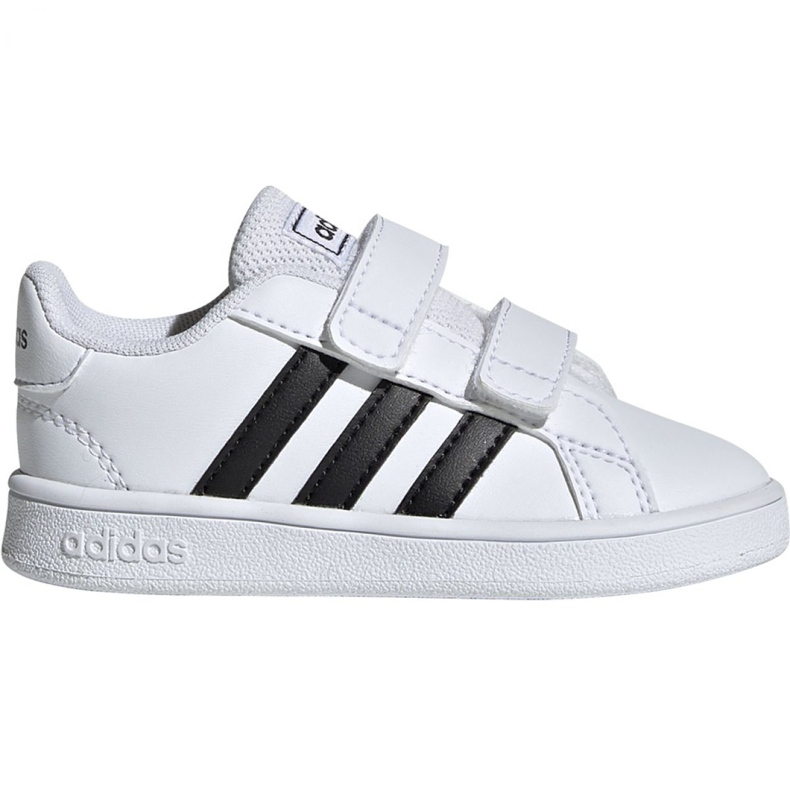 Adidas Grand Court I Jr EF0118 shoes white