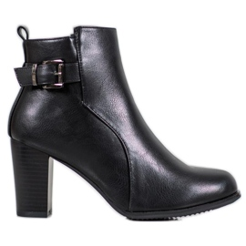 J. Star Comfortable boots black