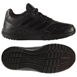 Adidas Alta Run K Jr BA7897 training shoes black