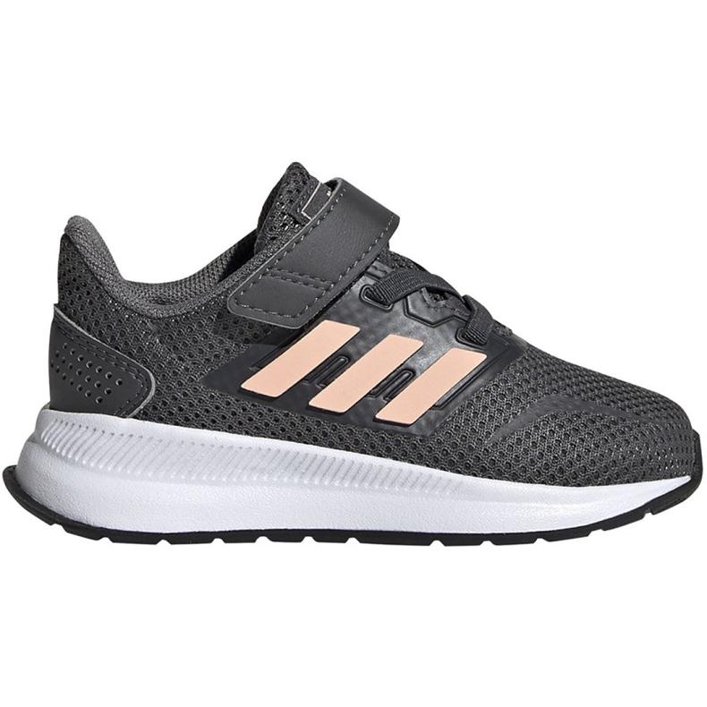 Adidas Runfalcon I Jr EG2224 shoes grey