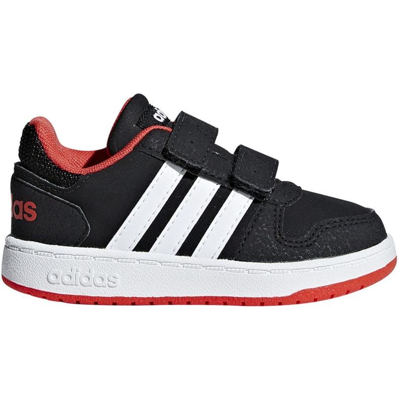 Adidas Hoops 2.0 Cmf I Jr B75965 shoes black