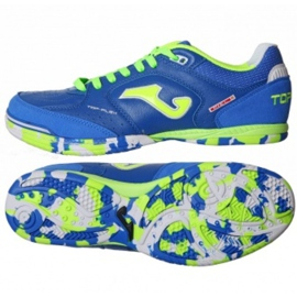 Indoor shoes Joma Top Flex 2004 In M TOPS.2004.IN blue blue
