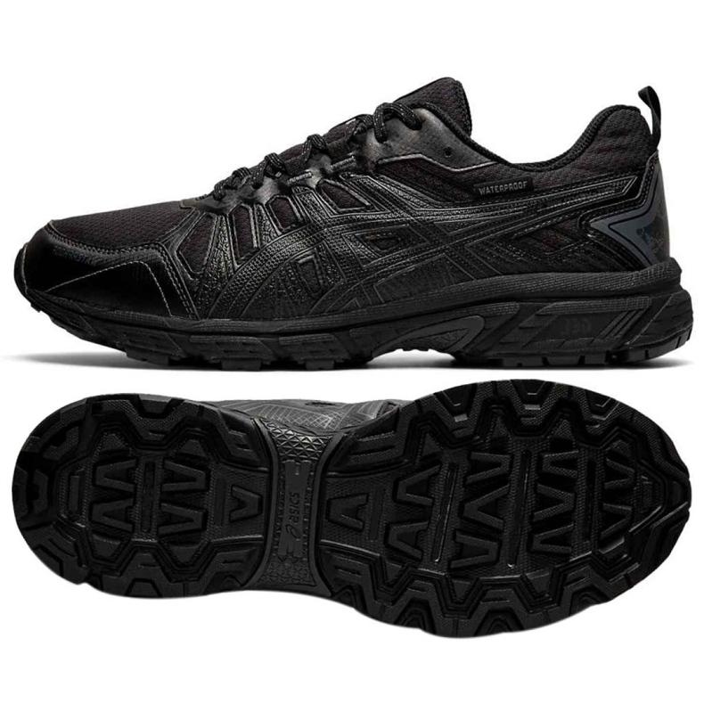 Asics Gel Venture 7 Wp M 1011A563-002 shoes black