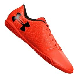 Under Armour Indoor shoes Under Armor Magnetico Select Ic M 3000 117-600 orange red