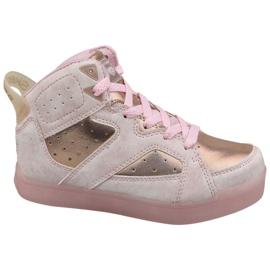 Skechers E-Pro II Lavish Lights Jr 20061L-LTPK shoes pink