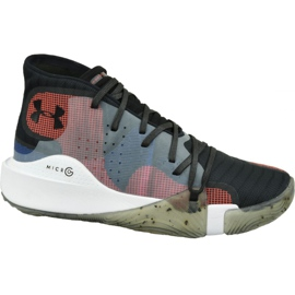 Under Armour Under Armor Spawn Mid M 3021262-006 shoes multicolored multicolored