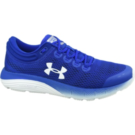 Under Armour Under Armor Charged Bandit 5 M 3021947-401 shoes blue
