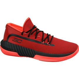 Under Armour Under Armor Sc 3Zero Iii M 3022048-601 shoes red red