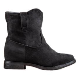 Seastar Fashionable Cowboy Boots black