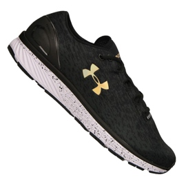 Under Armour Under Armor Charged Bandit 3 Ombre M 3020119-001 shoes black