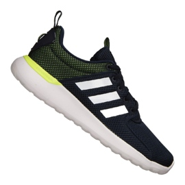 Catarata familia satisfacción  Adidas Cloudfoam Lite Racer M DB0591 shoes black - ButyModne.pl