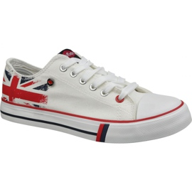 Lee Cooper Low Cut 1 M LCWL-19-530-031 shoes white