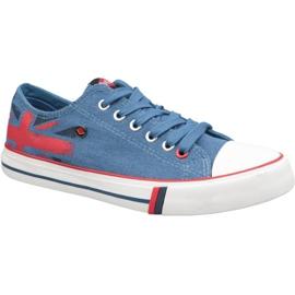 Lee Cooper Low Cut 1 W LCWL-19-530-032 shoes blue