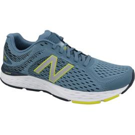 New Balance M M680CC6 shoes blue
