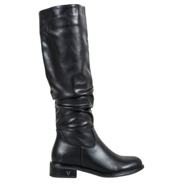 Classic boots from VINCEZA black